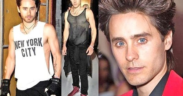 Jared Leto 42 Credits Vegan Diet And Yoga Workouts For Age Defying Good Looks