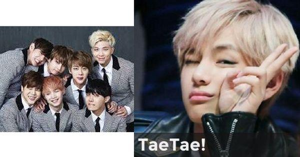 Taetae Who S Your Bts Boyfriend Boyfriend Quiz Fun Quiz Boyfriend