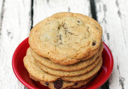 Alice's Perfect Chocolate Chip Cookies | Recipe | Perfect ...