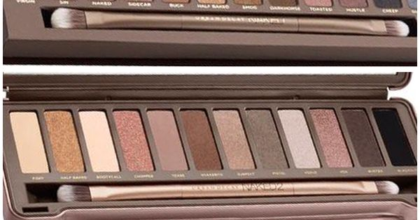 Absolutely love these Urban Decay pallets! I have the middle one and