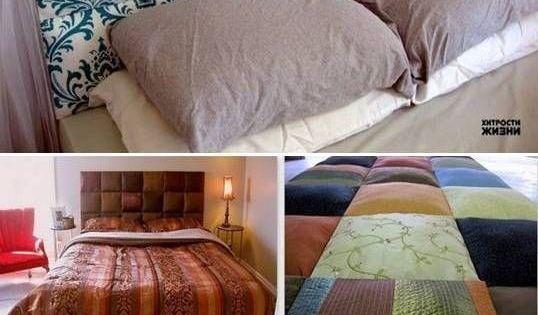 Hazlo t mismo bello cabecero de cama sin mayores costos - Camas sin cabecero ...
