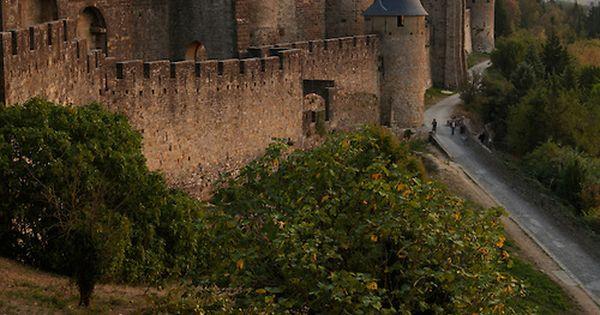 Cit de carcassonne beaux sites europe pinterest for Camping carcassonne avec piscine