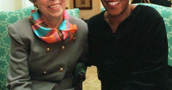 Barbara Henry And Ruby Bridges Hall Heros Pinterest