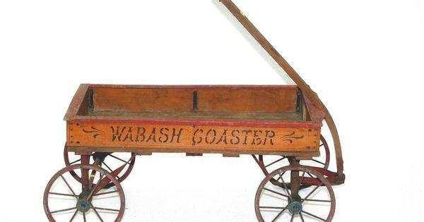 Pedal wagon coupon