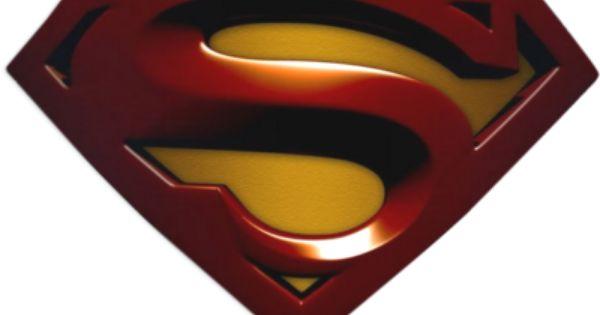Psd Detail 3d Superman Logo Superman Logo Superman Wallpaper Logo Superman