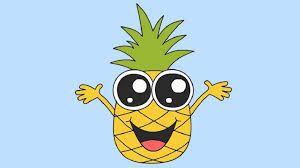 Résultat De Recherche Dimages Pour Dessin Kawaii Ananas