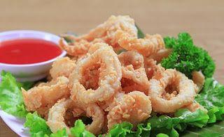 Resep Sederhana Cara Memasak Cumi Hitam Goreng Tepung Saus Padang Resep Sederhana Resep Udang Resep Seafood