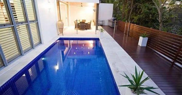 Small Pool Designs Small Pool Designs in Small Yard MINIMALIST