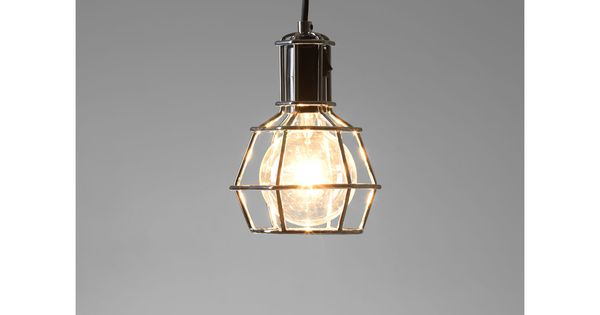 Work Lamp Bordslampa Silver Frn Design House Stockholm