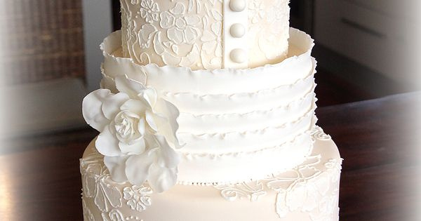 wedding cake lace tutorial lace wedding cake tutorial piping tutorial lace 23059