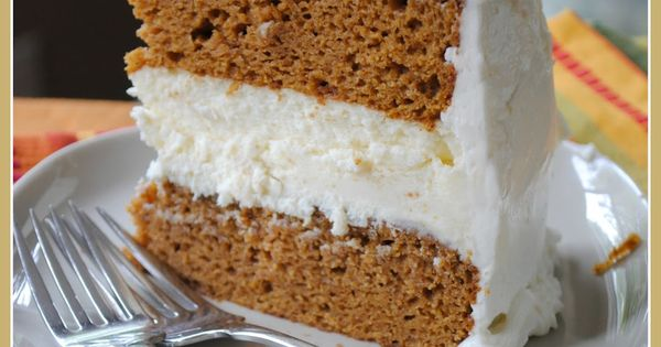 Shugary Sweets: Pumpkin Cheesecake Cake recipe