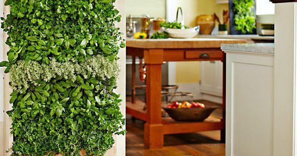 Freestanding Vertical Garden Gardens Planting And Indoor