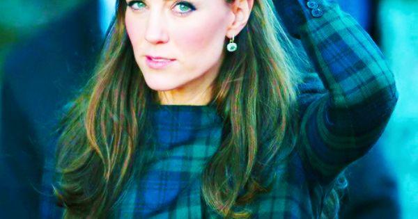 Duchess of Cambridge in Alexander McQueen - Christmas 2013
