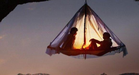 a tree tent?>>>>