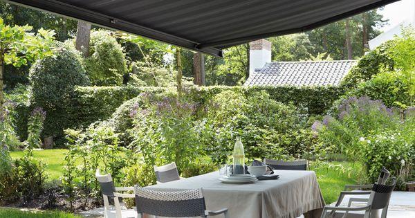 Toldos hunterdouglas luxaflex exterior pinterest hunter douglas and exterior for Buiten patio model