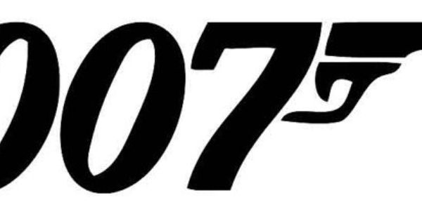 James Bond Movie 007 Logo Vinyl Skyfall Decal Spy By Somaodio 4 00 James Bond Sport Snacks Turnen