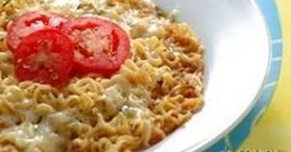 Macarrao Instantaneo Saudavel Ideias Para Cozinha Comida Etnica