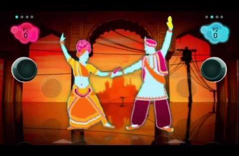 Just Dance 2 Katti Kalandal Bollywood Song Hq Choreography Bollywood Songs Just Dance Just Dance 2