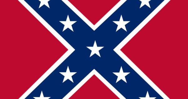 battle flag of northern virginia