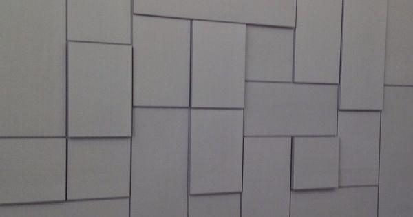 vmzinc mozaik cassettes in relief vmzinc dri design. Black Bedroom Furniture Sets. Home Design Ideas
