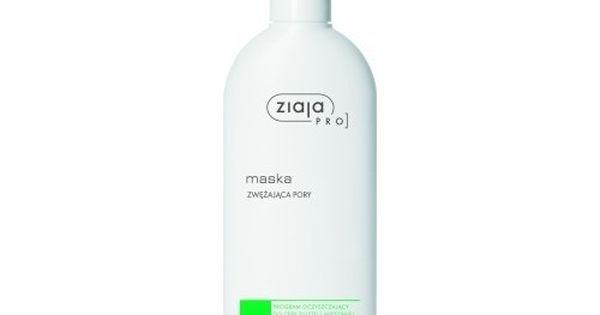 Ziaja Ziaja Pro Maska Zwezajaca Pory Cena Opinie Recenzja Hand Soap Bottle Soap Hand Soap