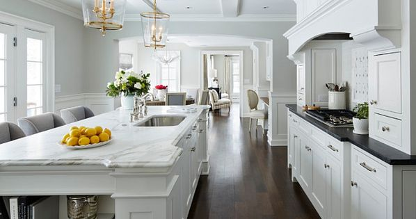 New White Kitchen white kitchen. great white kitchen design. #white #kitchen #design