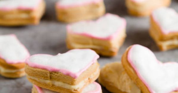 Honey Orange Mascarpone Sandwich Cookies | COOKIES .....AND MILK ...