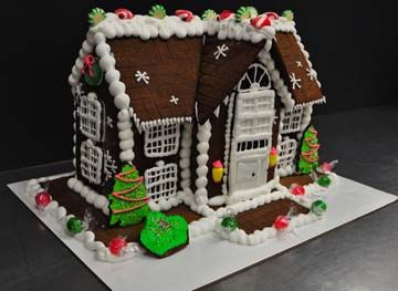Gingerbread Houses Ginger Bread House Christmas Ginger Bread