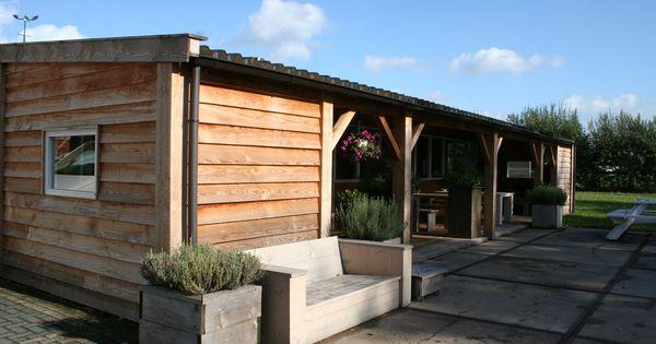 De veranda van onze nieuwe showroom aan de marssestraat 3 te halle overkapping tuin - Decoratie binnen veranda ...