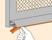 How To Replace A Shower Door Sweep With Images Diy Shower Door