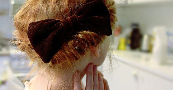 Ginger Stylish Hair Hair Flip Hair Arrange
