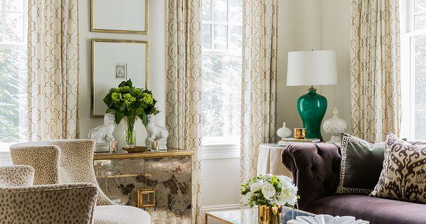 Erin Gates Design Portfolio Living Room Superb Neo