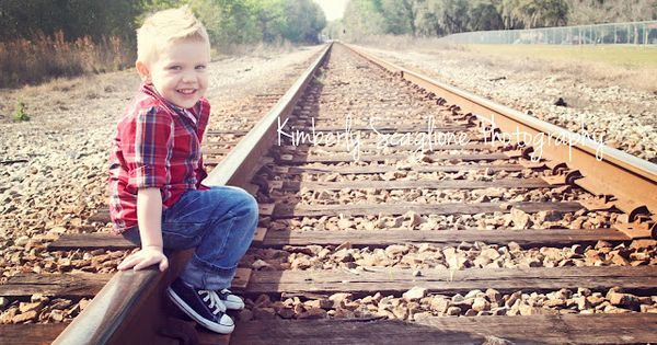 Photography , my son turning 3 and in love with trains. what