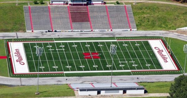 Henderson State University Football Field Henderson State Football Field Football Stadiums