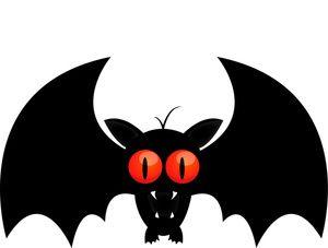 Halloween Vampire Bat Clip Art With Images Halloween Clipart