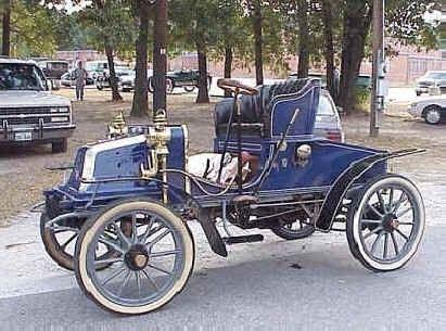 1903 St Louis Runabout St Louis Motor Car Co St Louis Mo 1898 1906 Classic Cars Vintage Antique Cars Automobile