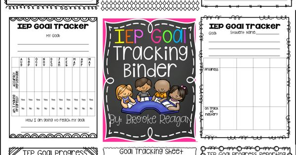 Writing a paragraph iep goal tracking