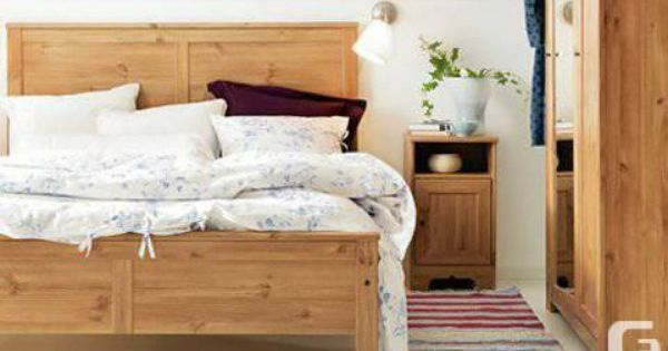 Ikea Aspelund Bed Frame Queen Size For 70 Country Style