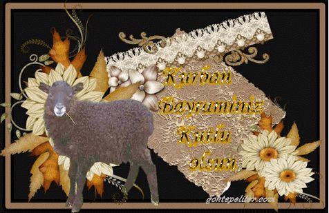 Pin By Habib Cardac On Bayram Gifleri Eid Images Halloween Wreath Christmas Ornaments