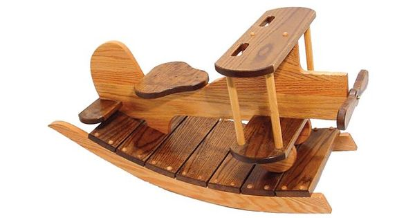 American Made Wooden Toy Airplane Toys Birthdays And