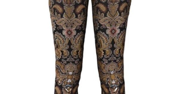 Vtg legging - vintage print ( :