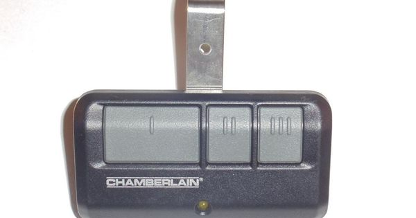 Liftmaster 953estd Chamberlain Garage Door Remote Control