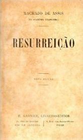 Capa De Ressurreicao Primeiro Romance Do Autor Convencional Aos