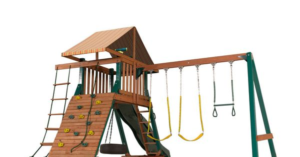 Shop heartland playsets captain 39 s loft a with weston for Lowe s fayetteville ar