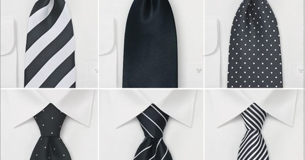 Like the idea of groomsmen wearing same color/different design ties :-)