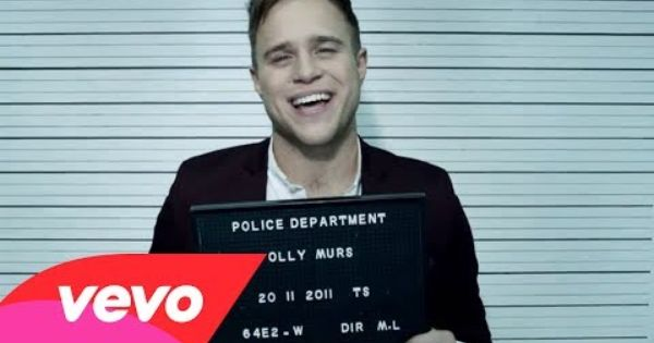Olly Murs Dance With Me Tonight Olly Murs Popular Music Videos Songs