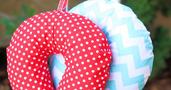 Travel Pillow Cover | 19 DIY Projects For The Travel Obsessed