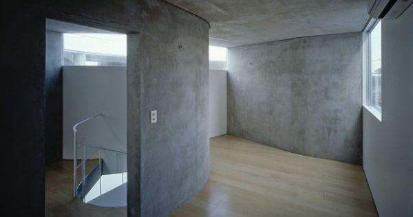 Yuji Nakae Akiyoshi Takagi Hirofumi Ohno Japanese Apartment Architect Apartment Walls