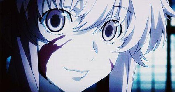 Mirai Nikki Yuno Gasai Mirai Nikki Yandere Anime Yuno Gasai