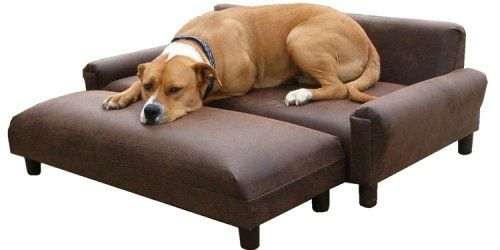 373 00 475 00 Your Dog Will Love Their Own Comfy Sofa Bed Extra Large Dog Sofa Bed With Ottoman And Memory Foam Cushi Large Dog Couch Dog Sofa Bed Dog Couch